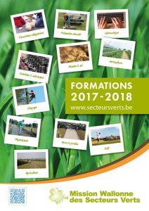 Catalogue de Formations Secteurs verts 2018