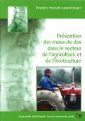 Prévention des maux de dos dans le secteur de l'agriculture et de l'horticulture