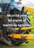 Sécurité avec les engins et machines agricoles