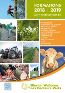 Catalogue Missions Wallonne des Secteurs Verts - 2018 -2019
